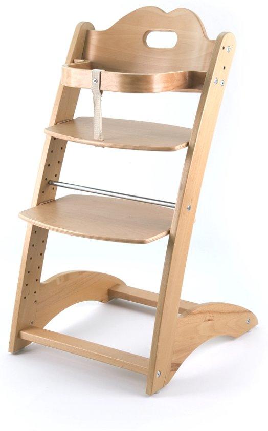 Kinderstoel Hout Inklapbaar.Bol Com First Baby Safety Kinderstoel Hout Laura Naturel