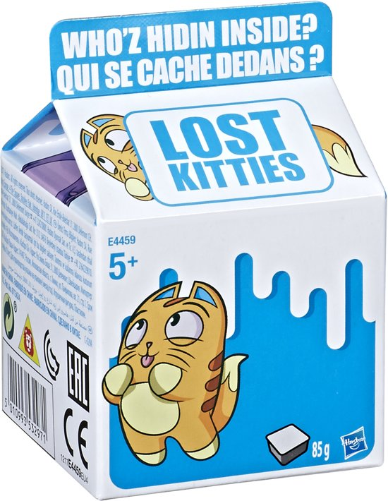 Lost Kitties Blind Box - schoencadeautjes tot 5 euro