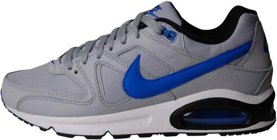 | Nike Air Max Command Sneakers Heren grijsblauw