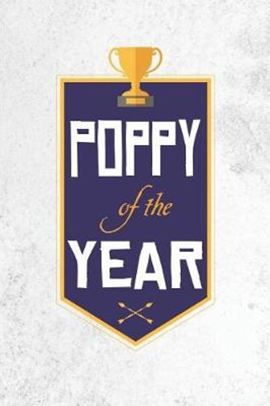 Poppy Of The Year