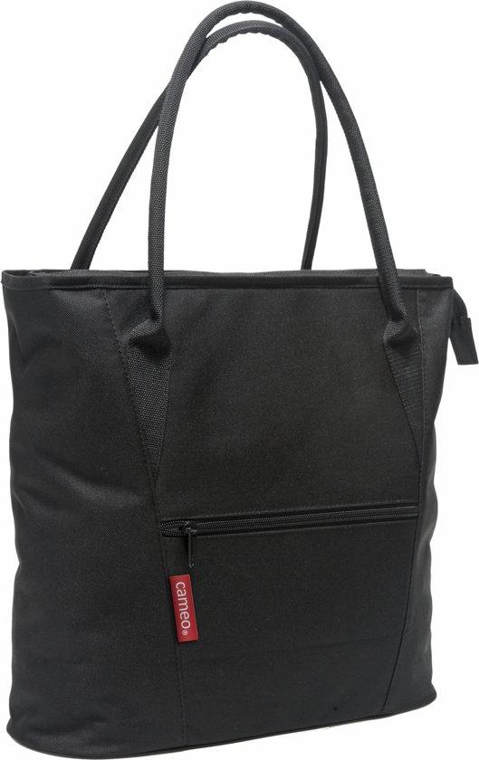 New Looxs Cameo Shopper Fietstas / Shopper - 18 l - Zwart