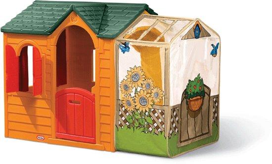 Marvelous Bol Com Little Tikes Garden Cottage Speelhuis Oranje Download Free Architecture Designs Saprecsunscenecom