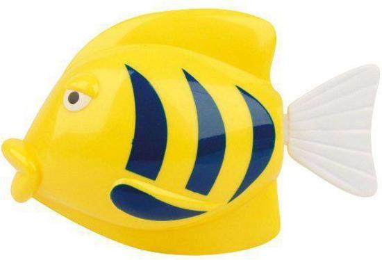 Opwindbaar vis badspeeltje