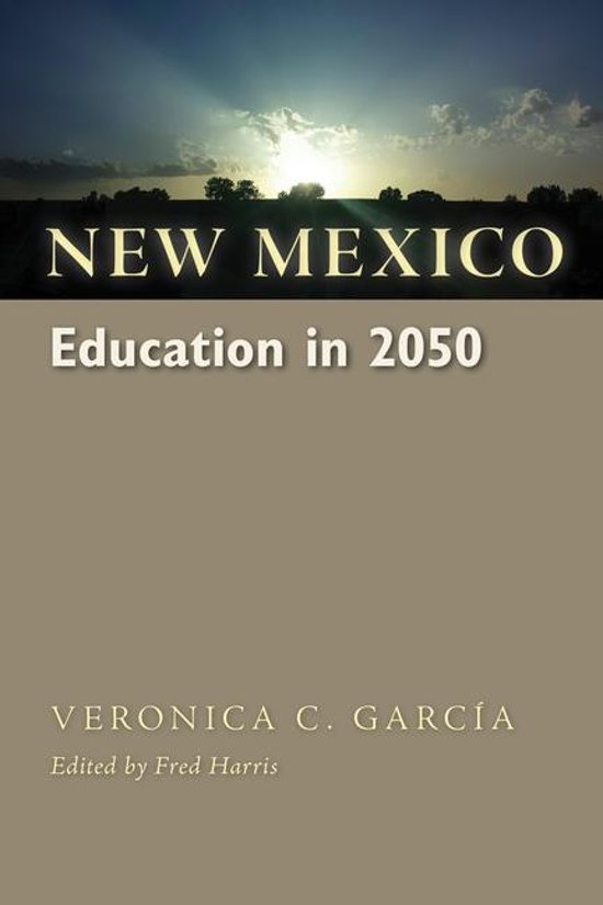 New Mexico Education in 2050
