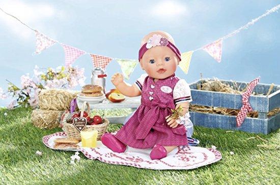 Baby geboren Interactive Octoberfeest