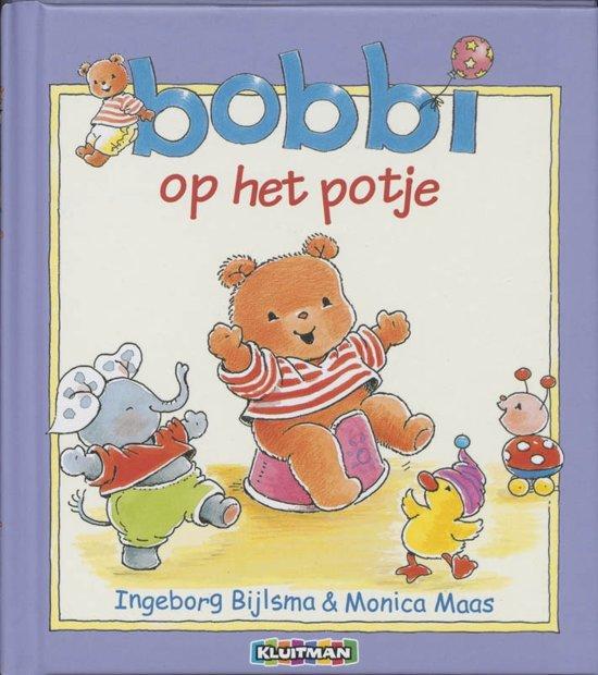 Bobbi 9 - Bobbi op het potje