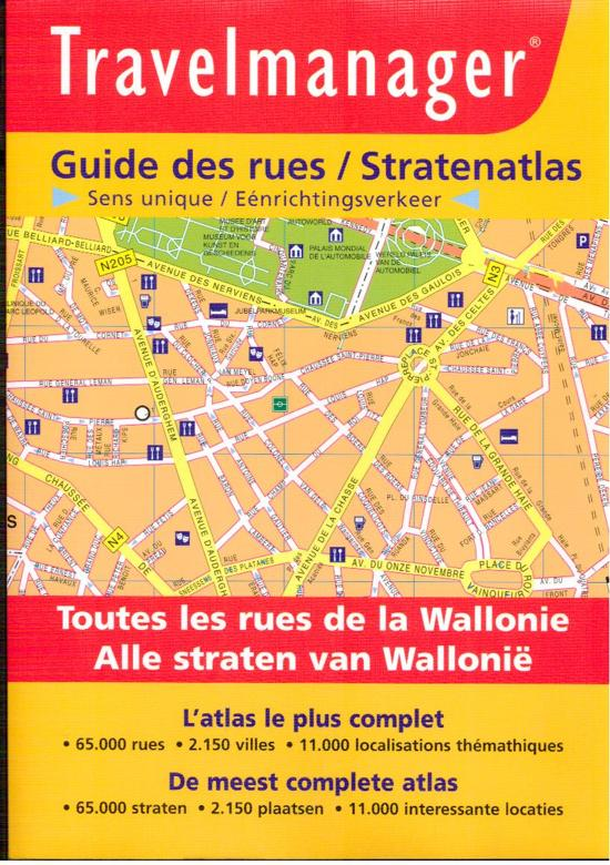 Travelmanager Wallonië