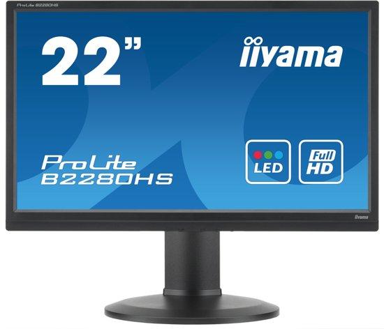 Iiyama ProLite B2280HS-B1DP - Monitor