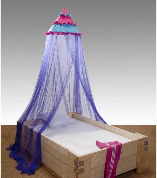 Kinder Klamboe Magic fuchsia-aqua-paars