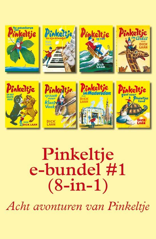 Pinkeltje 1 - Pinkeltje e-bundel (8-in-1)