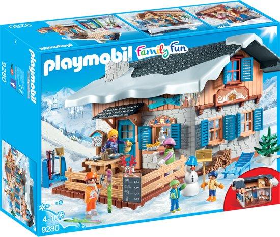 PLAYMOBIL Skihut  - 9280
