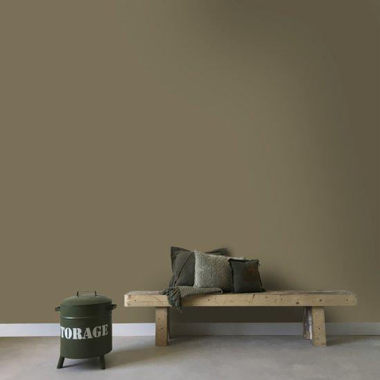 Stapelgoed - Muurverf extra mat - Coriander - Bruin - 2,5L