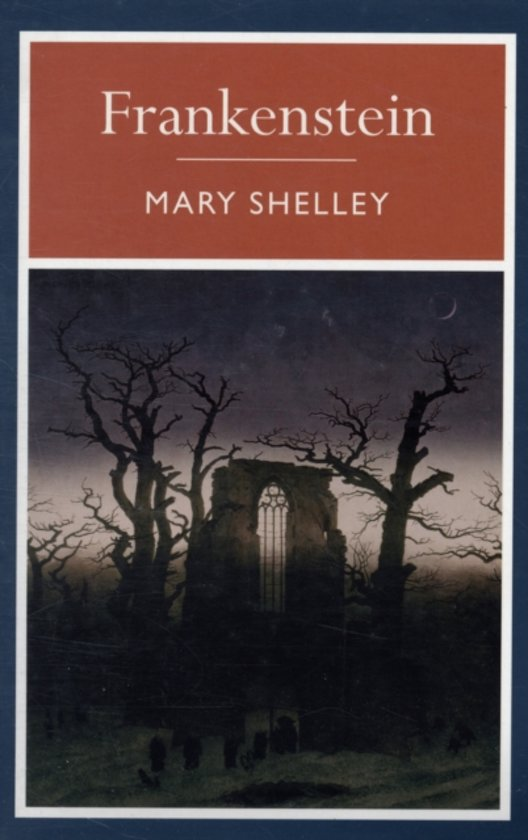 the misanthropic story of victor frankenstein in the novel frankenstein by mary shelley The monstrous body of knowledge in mary shelley's is intended to be the most frightening aspect of her novel shelley frankenstein's story is.
