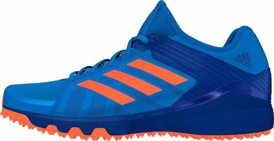 54f6b9784db bol.com | Adidas Hockey Lux Blue-Orange - Maat: 8-uk-42
