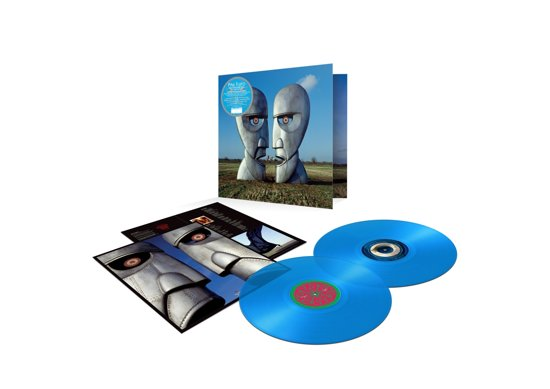 CD cover van The Division Bell 25Th Anniversary (Coloured Vinyl) van Pink Floyd