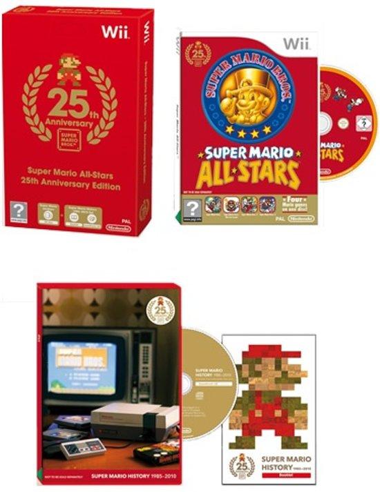 Super Mario All-Stars - 25th Anniversary Edition