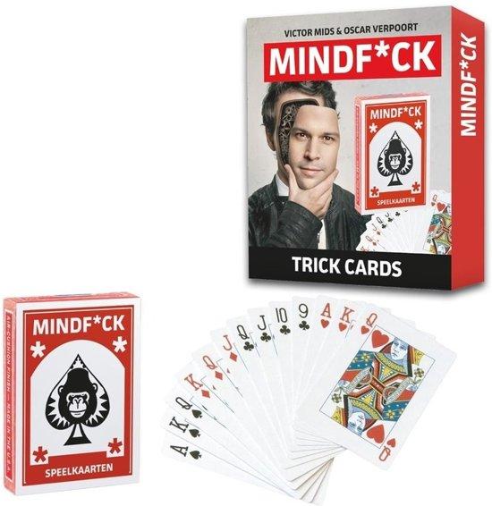 Afbeelding van Speelgoed Mindfuck Victor Mids spel - Trick cards - Magie kaarten - Kaarttrucs voor kinderen speelgoed