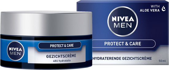 nivea men sensitive hydraterende creme
