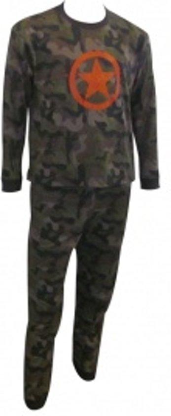 Fun2wear Army Star Pyjama Maat 98