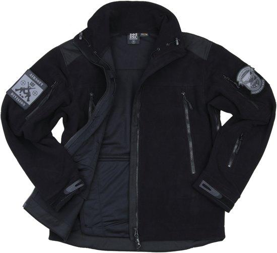 Duty Zwart Heavy Fleece 101inc Jack w5Cq7UIPP