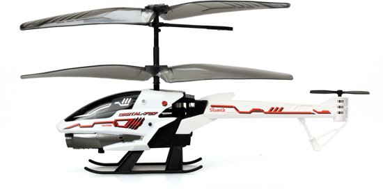 Goede bol.com | E.C.H. Spy Cam III - RC Helikopter, Silverlit | Speelgoed MR-34