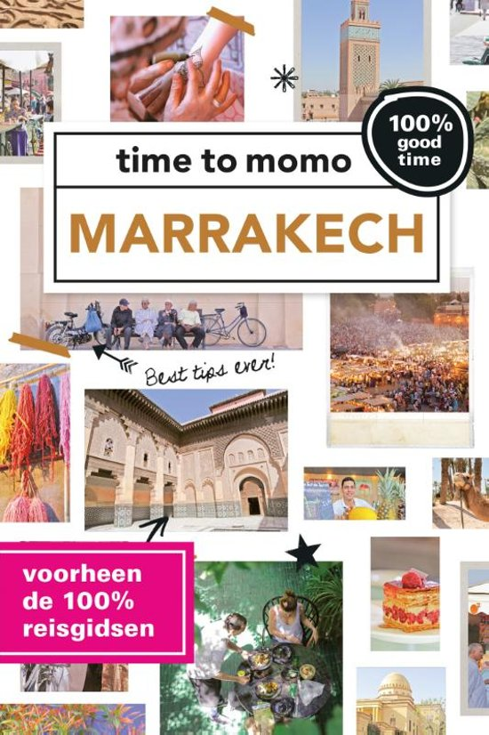 Time to Momo Reisgids Marrakech