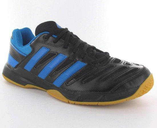 Chaussures De Course Hommes Adidas - Noir / Bleu, Taille: 42