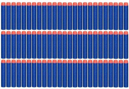 80 Pijlen/Darts/Kogels geschikt voor NERF N-Strike Elite speelgoedblasters