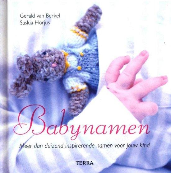 Bolcom Babynamen G Van Berkel 9789058971869 Boeken