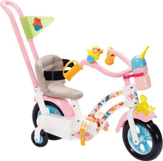 BABY born® Play&Fun Fiets