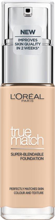 L'Oréal Paris True Match Foundation - 1N Ivory