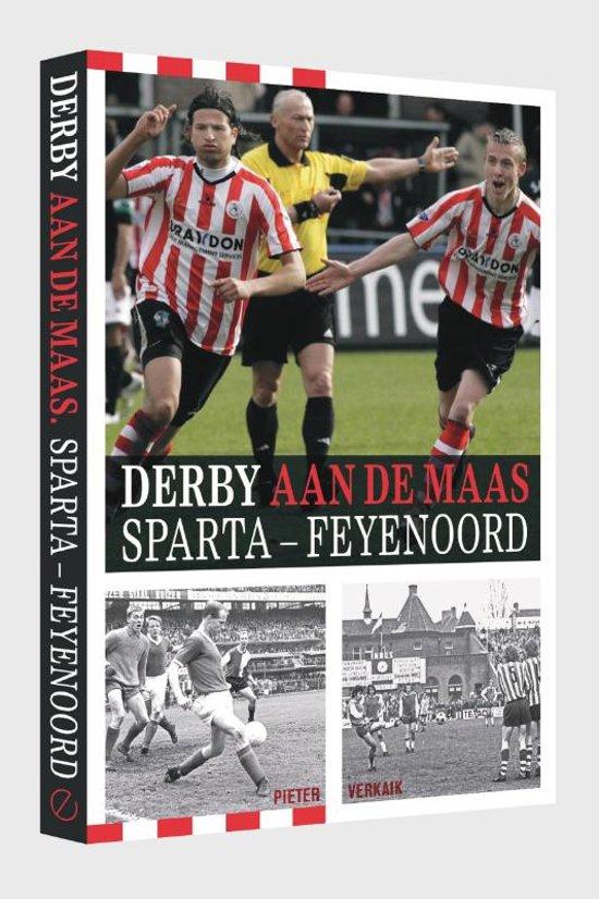 Boek cover Derby aan de Maas van Pieter Verkaik (Paperback)
