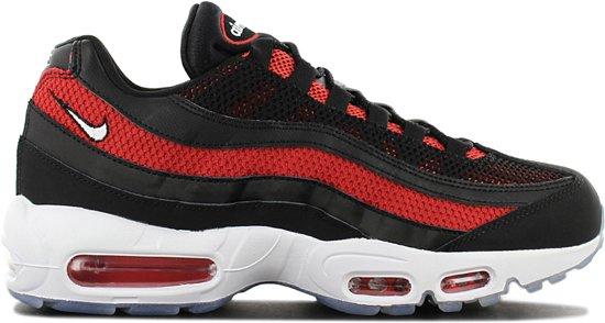 Nike Air Max 95 Essential 749766 039 Zwart Rood 40.5