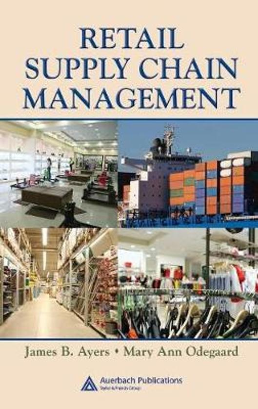 supply chain project management second edition ayers james b