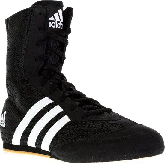 info for 5357c 60215 adidas Box Hog II Boksschoenen - Maat 47 13 - Unisex - zwart