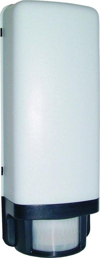 Smartwares WL Function - Buitenlamp met sensor/bewegingsmelder - 1 lichts - zwart