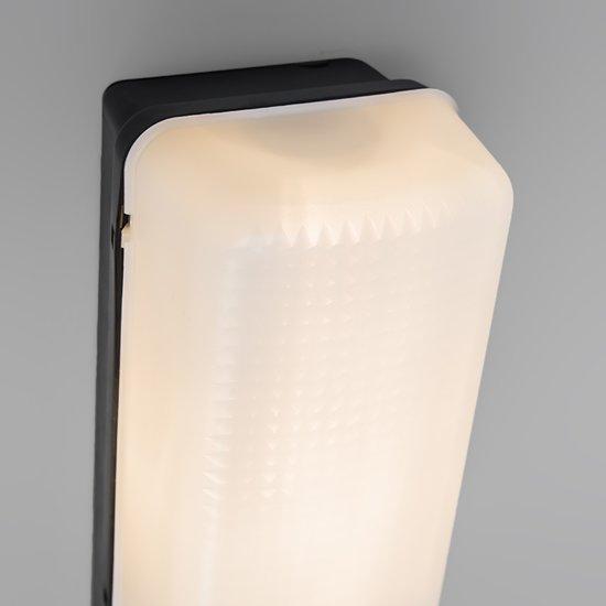 Buitenlamp Met Sensor Zwart.Smartwares Wl Function Buitenlamp Met Sensor Bewegingsmelder 1 Lichts Zwart