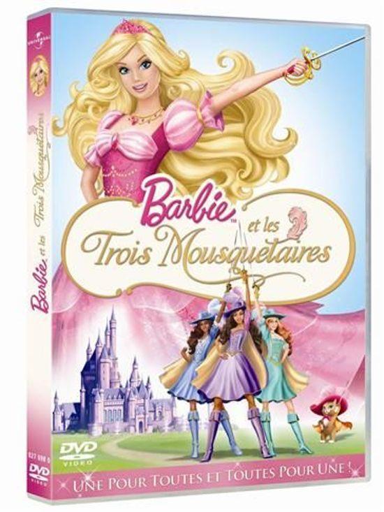 Barbie les trois mousquetaires f classic - Barbie les trois mousquetaires ...