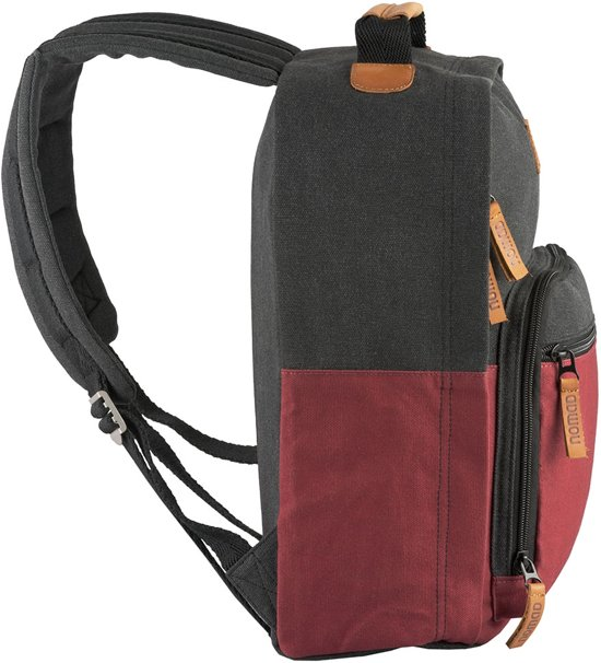 20l Deep Daypack Rugzak Nomad phantom Red College 10Ixxt