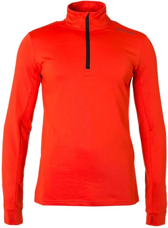 Brunotti Terni - Wintersportpully - Mannen - Maat XL - Spicy Orange