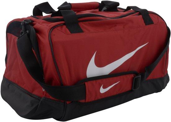 35ad514f815 bol.com   Nike Club Team - Sporttas - Medium - Rood / Zwart