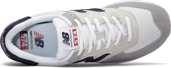 White Heren 574 Balance 5 New 47 Maat Sneakers 6SqIgfWt