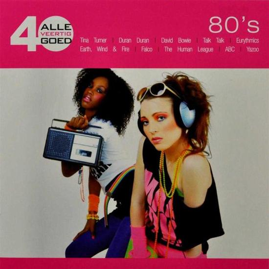 Alle 40 Goed The 80's