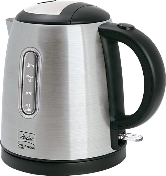 Melitta Prime Aqua Mini Top Waterkoker 1 L