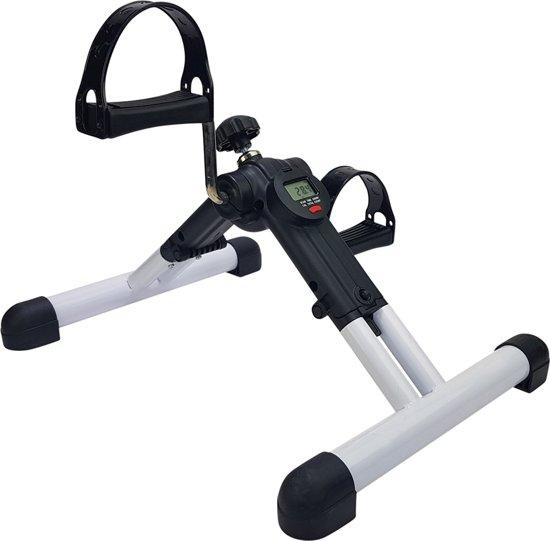 Tunturi Mini bike - Stoelfiets - Inklapbaar - Stoel fiets - Opvouwbare stoelfiets - Bewegingstrainer - met computer
