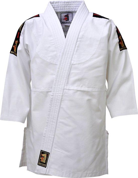 b3726417b1a bol.com | Matsuru Judopak Kids Wit-160 cm