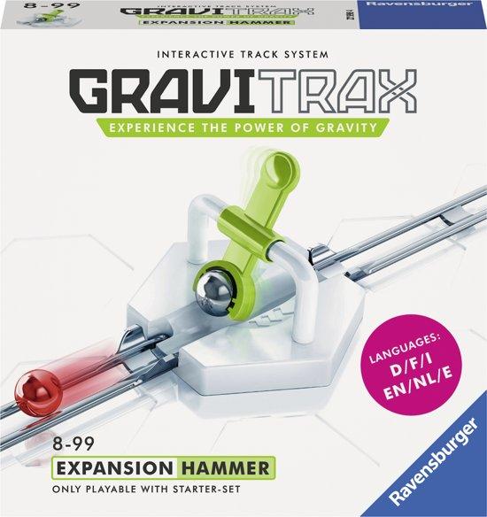 Ravensburger GraviTrax® Hamerslag Uitbreiding - Knikkerbaan