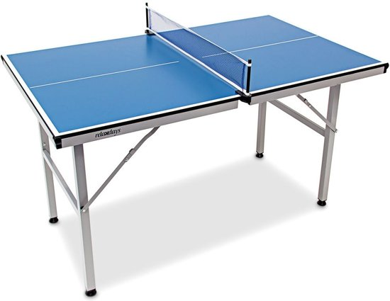 bol com relaxdays tafeltennistafel tafeltennis tafel opklapbaarrelaxdays tafeltennistafel tafeltennis tafel opklapbaar aangepast formaat 125x75x75 cm