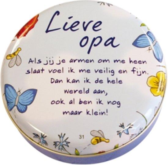Lovely Tins - Opa Vlinder Nr.31