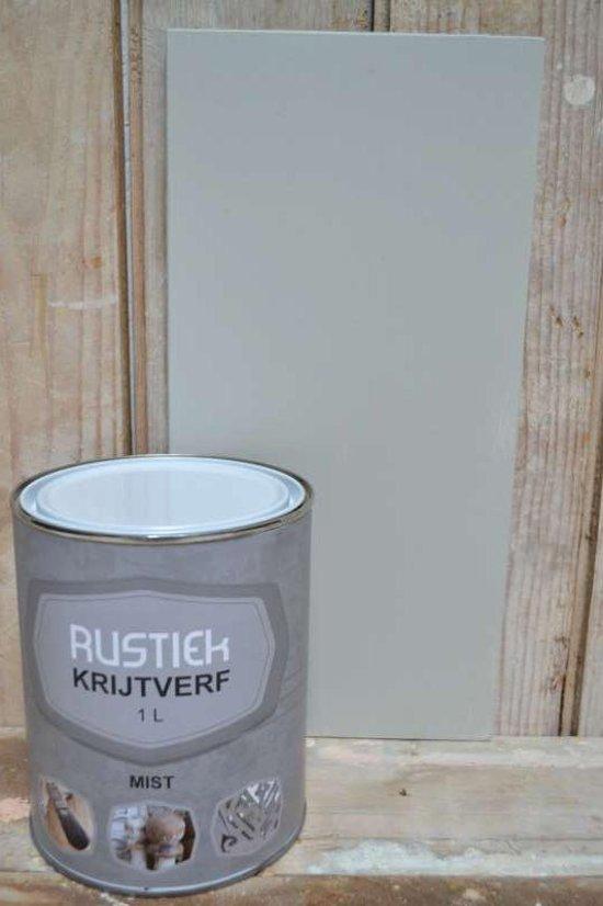 Rustiek Krijtverf 1 liter Mist